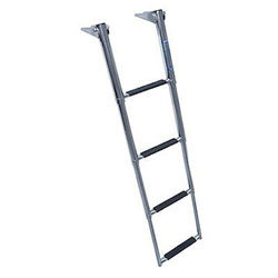 Windline Telescoping Drop Ladder