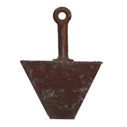 Pyramid Mooring Anchor - 50 Lbs