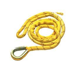 New England Ropes Poly / Nylon Mooring Pendant with Chafe Guard