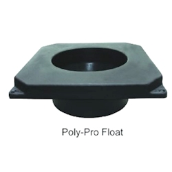 Taylor Made Heavy-Duty Black Poly-Pro Float