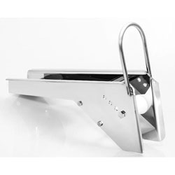 Kingston Stainless Steel Heavy Duty Anchor Bow Roller (DELTA-23 EP)