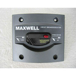 Maxwell Circuit Breaker Panel 80 Amp