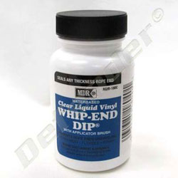 MDR Whip End Dip Liquid Whipping