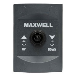 Maxwell Up / Down Windlass Control Panel