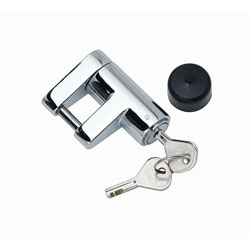 Bulldog Trailer Coupler Lock