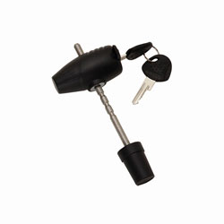 Bulldog Easy Access Adjustable Trailer Coupler Lock
