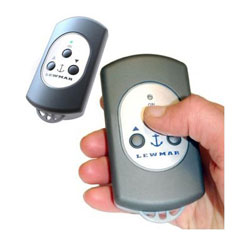 Lewmar 3-Button Wireless RF Remote Fob