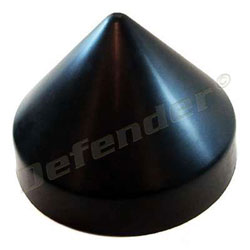 Dock Edge Piling Cap, Cone Head - 10""