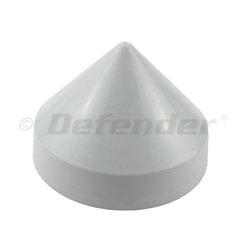 Dock Edge Piling Cap, Cone Head - 9""