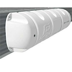 Plastimo Bumper Dock Fender - Small 1/2 Round Air Filled