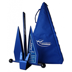 Manson Padded Anchor Bag Racing Not Included