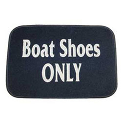 Taylor Made Boat Shoes Only Mat
