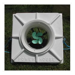 Power House Aerator - Pond Size 1 - 1.5 Acre