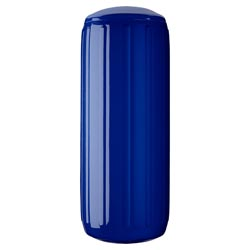 Polyform HTM-3 Line-Through Fender - Cobalt Blue