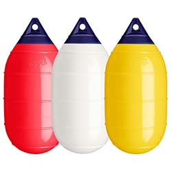 "Polyform LD-2 Low Drag Buoy -  11.5"" x 24"""