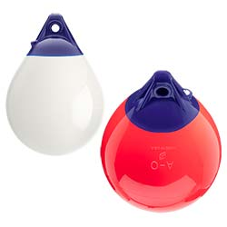 "Polyform A-0 Commerical Grade Buoy / Fender - 8"" x 11.5"""