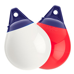 "Polyform A-1 Commerical Grade Buoy / Fender - 11"" x 15"""