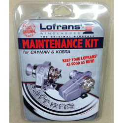 Lofrans Windlass Maintenance Kit (LWP72048)