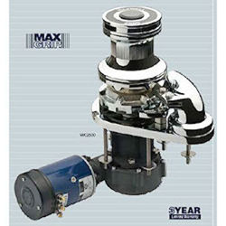 Maxwell VWC 2500 Vertical Windlass Kit