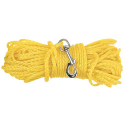 WhiteCap Polypropylene Single Braid Rope