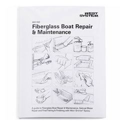 West System Fiberglass Boat Repair & Maintenance