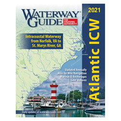 Waterway Guide 2021 - Atlantic ICW (Intracoastal Waterway)