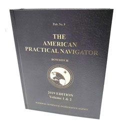 American Practical Navigator: Bowditch (Volumes 1 and 2 Bound Together)
