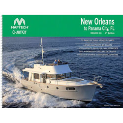 Maptech R16-04 ChartKit - New Orleans to Panama City, FL