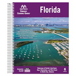 Maptech Embassy Cruising Guide: Florida and the Bahamas - 6th Edition