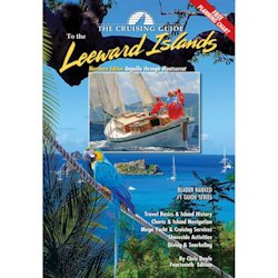 Cruising Guide to the Northern Leeward Islands - 14th Edition