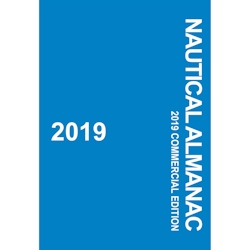 Nautical Almanac 2019 Edition