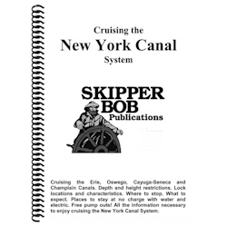 Skipper Bob - Cruising the New York Canal System