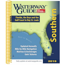 Waterway Guide 2019 - Southern - Florida / Gulf Coast to Texas