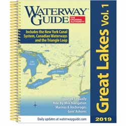 Waterway Guide 2019 - Great Lakes - Vol. 1