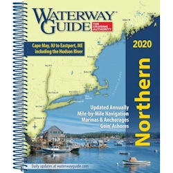 Waterway Guide 2020 - Northern - Cape May, NJ, through Maine