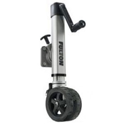 Fulton F2 Wide Track Trailer Jack - Single Wheel