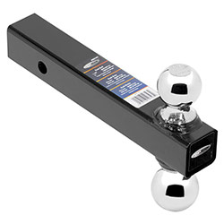 Tow Ready Dual-Ball Trailer Hitch Ball Mount