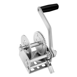 Fulton Single Speed Trailer Winch