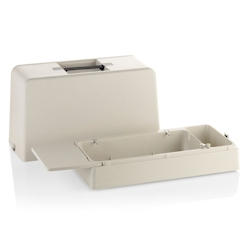 Barracuda Plastic Sewing Machine Carry Case