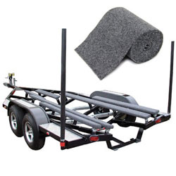 C.E. Smith Trailer Replacement Bunk Carpet