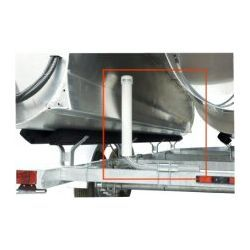 C.E. Smith Pontoon Boat Trailer Post Guide-Ons - 22""