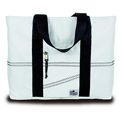 SailorBags Medium Sailcloth Tote Bag