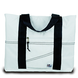 SailorBags Large Sailcloth Tote Bag
