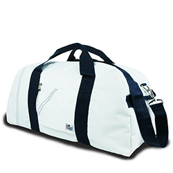 SailorBags Large Sailcloth Duffel Bag