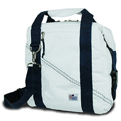 SailorBags 12-Pack Soft Sailcloth Cooler Bag