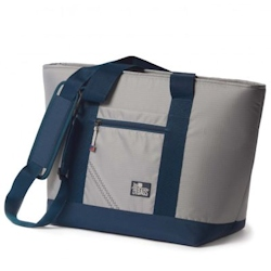 SailorBag Silver Spinnaker Series Insulated Tote
