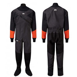 Gill 4804 Men's Drysuit, 4-Layer Fabric Construction