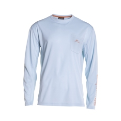Grundens Fish Head Long Sleeve UV Shirt