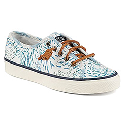 Sperry Women's Seacoast Fish Circle Sneaker