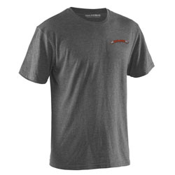 Grundens Men's Classic Salmon Short Sleeve T-Shirt